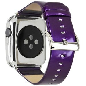 Accessories - 42mm/44mm Patent Leather Apple Watch Band